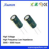 De Condensator van de Fabrikant van China Elektrolytische 2.2UF 200V 6.3X11mm