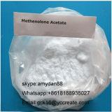 Aufbauendes rohes Steroid Puder Methenolone Azetat/Primobolan CAS: 434-05-9