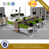 Дешевые цены MFC деревянной мебелью из красного дерева цвета Office Desk (HX-8N3004)