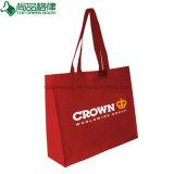 Sacos de compra não tecidos impressos de anúncio relativos à promoção baratos do Polypropylene