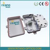 Mini rectángulo terminal óptico de fibra de FTTH