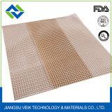 Strato della maglia della vetroresina di alto calore PTFE
