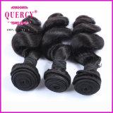 capelli brasiliani del Virgin dell'onda allentata piena non trattata della cuticola di 8A 100%