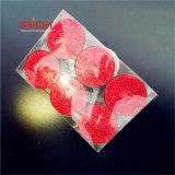 Glitter Candelita hermosas velas para el embalaje Caja de regalo
