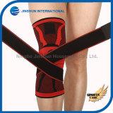 Stabilisateur d'Ouvrir-Rotule avec le support de genou respirable de forme physique réglable