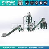 Máquinas alto automáticas de la granulación 2tph para el combustible de la biomasa