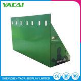 Tiendas de especialidades cosméticas para rack de exposiciones de papel Soportes Pantalla acrílica