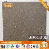 Terrazzoの屋内および屋外のための無作法な艶をかけられたマットのタイル60X60 Cm (JB6004D)