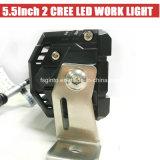 Barra ligera de la calidad 4X4 2 del trabajo resistente del CREE LED (GT3300A-20W)