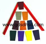 FDA Kleur Masterbatch van de Rang van het Voedsel de Standaard Plastic
