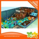 Barco pirata suave interior Equipamiento deportivo en el interior de los niños para la venta de juegos