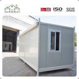 Chambre mobile préfabriquée de conteneur de Fram de sandwich en acier blanc en gros à construction