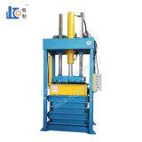 Le VES80-11070/lb Vêtements vertical électrique de la machine de mise en balles