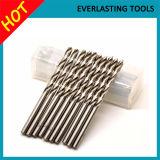 Morceaux de foret droits de partie lisse de morceaux de foret de torsion de HSS 1-13mm