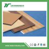 WPC de PVC resistente al agua decorativo interior Panel de pared
