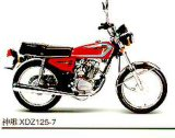 Motocicleta - XDZ125-7