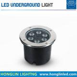 안마당 경로 LED 옥외 6W LED 지하 빛