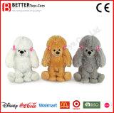 En71 Poedel van de Pluche van het Stuk speelgoed van de Knuffel vulde de Zachte Dierlijke Hond voor Kinderen/Jonge geitjes