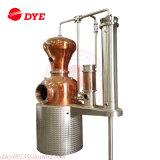 Da vodca coluna de cobre ainda ainda que destila a destilaria para a venda
