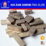 Diamante afiado ferramentas derrubadas para cortar a pedra