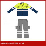 Одеяние безопасности высокого качества нестандартной конструкции для промышленного (W76)
