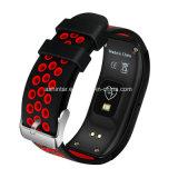 Pulsera de Fitness la Frecuencia Cardíaca GPS Tracker Impermeable IP68 Podómetro Pulsera inteligente