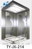 Toyon nam de Lift van de Lift van de Passagier van de Ets van de Spiegel toe