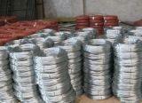 O fio de aço polido ou galvanizado