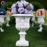 Vase moderne fête de mariage de la colonne de plomb de la route de l'événement