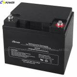 Cspower герметичный свинцово-кислотный аккумулятор 12V 38AH для ИБП