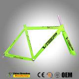 Straßen-Fahrrad-Rahmen der Schuppen-700c schweissender der Aluminiumlegierung-Al6061