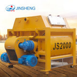 Js Тип Js2000 электрические установки на заводе конкретных питания электродвигателя смешения воздушных потоков