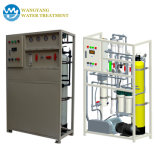 Ozean-Wasser-Reinigungsapparat-Filter-umgekehrte Osmose RO-System Wy-Fshb-1 Kambodscha
