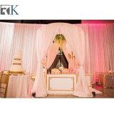 Уникально профессиональная труба и задрапировывает наборы фона для случая венчания