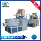 Machine van de Mixer van het Poeder van pvc van de hoge snelheid de Plastic