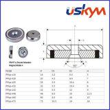 Atração redondo, modelo a do magneto/ Potenciômetro Magnético / gancho magnético / Pmyp-um