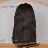 Parrucca superiore dei capelli umani del cuoio capelluto (PPG-l-0865)