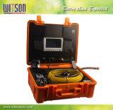 Systeem van de Videocamera van de Inspectie van het Loodgieterswerk van de Pijp van de Schoorsteen van de Endoscoop van het Riool van de Buis van het afvoerkanaal het Ondergrondse Waterdichte