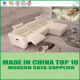 居間のためのアメリカの角のリクライニングチェアの革ソファのソファー