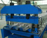 Het volledig Automatische Hydraulische Scherpe Broodje die van het Blad van Decking van de Vloer Machine vormen
