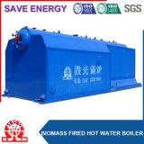 7.0 MW hohe Leistungsfähigkeits-Lebendmasse abgefeuerter Warmwasserspeicher
