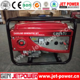 recul de groupe électrogène de l'essence 4.5kw/générateur électrique d'essence de début