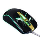 고성능 도박 7D 광학적인 USB 마우스