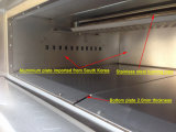 Bäckerei-Gerät, Gas-Ofen des Hongling Fabrik-Zubehör-1-Deck 1-Tray