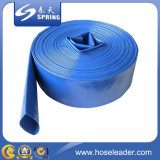 Tuyau de débit d'irrigation de PVC Layflat