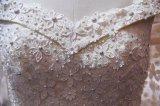 2018 hors de l'épaule robe de mariée robe de mariage de fleurs châle de long