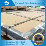 Mill Supply repère de 202 HL/HR/Cr Tôles en acier inoxydable