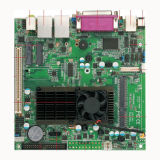 Миниый атом D525 Im25eoakc2 Itx Mainboard Intel