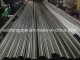 De Standaard 304 304L 316 316L Gelaste Pijp/de Buis van de Rang ASTM Roestvrij staal