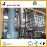 Machine de séchage rapide de fonctionnement continu pour le sulfate de baryum